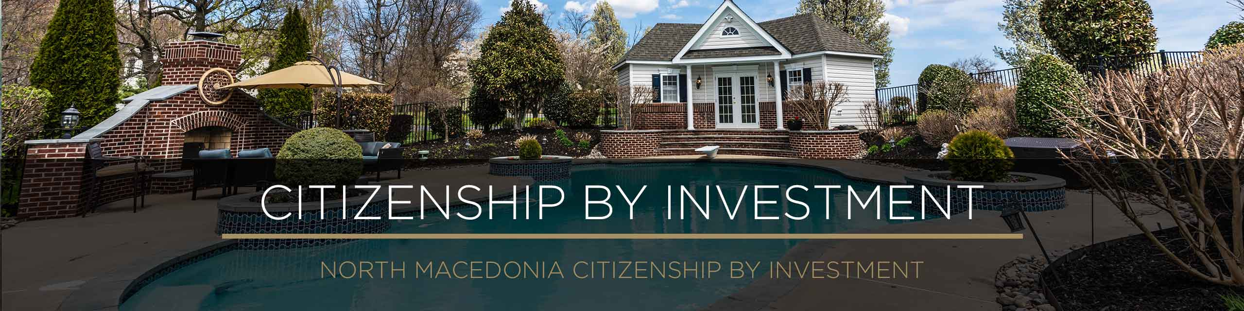Citizenship by Investment - North Macedonia